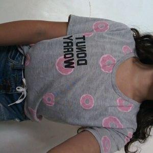 Donut Worry T-Shirt Brand:Mighty Fine